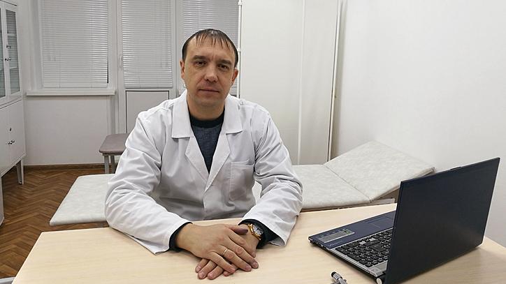 В нашей дружной команде появился еще один профессионал, врач-невролог Ойцев Алексей Викторович