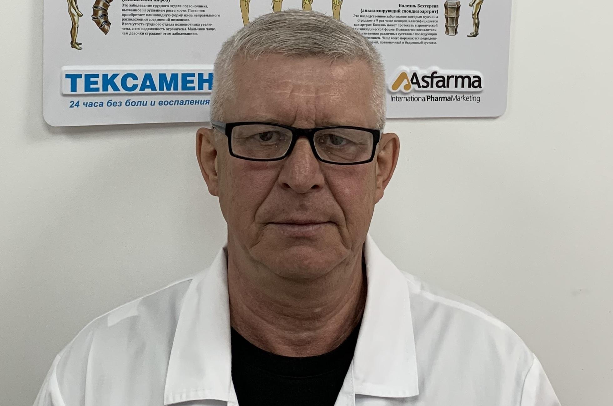 В нашей дружной команде появился еще один профессионал, мануальный терапевт Нигаматзянов Ринат Тимерхонович